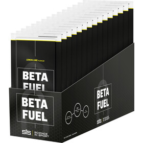 SiS Beta Fuel 15 x 84g, Lemon/Lime